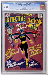 Detective Comics #359 (DC, 1967) CGC VF/NM 9.0 Off-white pages