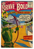 Golden Age (1938-1955):Miscellaneous, The Brave and the Bold #5 (DC, 1956) Condition: FN-....
