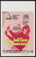 """Movie Posters:Comedy, The President's Analyst (Paramount, 1968). Window Card (14"""" X 22""""). Comedy. Starring James Coburn, Godfrey Cambridge, Severn..."""