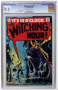 Silver Age (1956-1969):Horror, The Witching Hour #4 (DC, 1969) CGC NM- 9.2 Off-white to white pages....