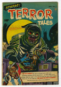 Golden Age (1938-1955):Horror, Beware Terror Tales #3 (Fawcett, 1952) Condition: FN+....