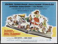"Movie Posters:Comedy, The Amorous Adventures of Moll Flanders (Paramount, 1965). BritishQuad (30"" X 40""). Comedy. Starring Kim Novak, Richard Joh..."