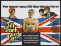 "Movie Posters:Comedy, Till Death Us Do Part (British Lion, 1969). British Quad (30"" X40""). Comedy. Starring Warren Mitchell, Danny Nichols, Antho..."