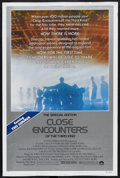 "Movie Posters:Science Fiction, Science Fiction Poster Lot (Various, 1980s). One Sheets (2) (27"" X41""). Science Fiction. ""Close Encounters of the Third Kin...(Total: 2 Items)"