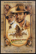 "Movie Posters:Action, Indiana Jones and the Last Crusade (Paramount, 1989). One Sheet(27"" X 41""). Action Adventure. Starring Harrison Ford, Sean ..."