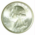 Washington Quarters: , 1932-S 25C