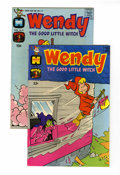 Silver Age (1956-1969):Cartoon Character, Wendy, the Good Little Witch #47 and 48 File Copy Group (Harvey, 1968) Condition: Average VF/NM.... (Total: 6 Comic Books)