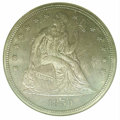 Proof Seated Dollars: , 1859 S$1