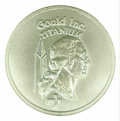 1976-1978 Gould Token, Pollock-5425, R.7(?), MS 66 ANACS. The firm of Gould, Inc. struck this pattern in the mid-1970s a...