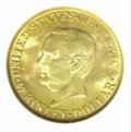Commemorative Gold: , 1917 G$1 MCKIN