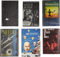 Books:First Editions, Lot of Thirteen Science Fiction and Horror Titles, including:...(Total: 13 Items)