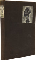 Books:Signed Editions, Lynd Ward. Mad Man's Drum: A Novel in Woodcuts. New York:Jonathan Cape and Harrison Smith [1930]....