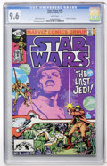 Modern Age (1980-Present):Science Fiction, Star Wars #49 (Marvel, 1981) CGC NM+ 9.6 White pages....