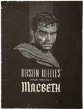 Movie/TV Memorabilia:Autographs and Signed Items, Orson Welles Signed Letter to Joseph Cotten, 1938 Mercury TheatrePlaybill, and Related Welles Documents. Highlighting this ...(Total: 1 Item)