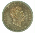 Coins Of Hawaii: , 1883 12.5C HAWAII