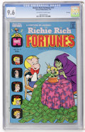 Bronze Age (1970-1979):Humor, Richie Rich Fortunes #17 File Copy (Harvey, 1974) CGC NM+ 9.6Off-white to white pages....