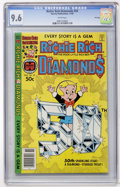 Modern Age (1980-Present):Humor, Richie Rich Diamonds #50 File Copy (Harvey, 1980) CGC NM+ 9.6 Whitepages....