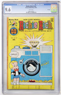 Bronze Age (1970-1979):Humor, Richie Rich #147 File Copy (Harvey, 1976) CGC NM+ 9.6 Whitepages....