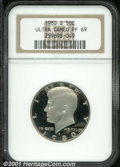 Proof Kennedy Half Dollars: , 1980-S 50C