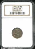 Lincoln Cents: , 1924-D 1C, BN