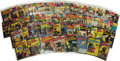 Golden Age (1938-1955):Crime, Gang Busters #1-67 Complete Run Group (DC, 1947-59)....