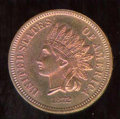 Proof Indian Cents: , 1872 1C, RB