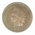 Proof Indian Cents: , 1877 1C, RB