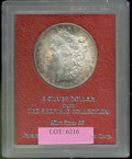 Additional Coins: , 1890-S $1 Dollar MS 65 Redfield (63). Lustrous with golden-ru...