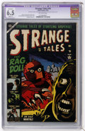 Golden Age (1938-1955):Horror, Strange Tales #19 (Marvel, 1953) CGC FN+ 6.5 Slight (P) Off-whitepages....
