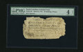 Colonial Notes:North Carolina, North Carolina March 9, 1754 26s/8d PMG Good Net 4....