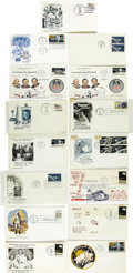 Explorers:Space Exploration, Lot of 15 First Day Covers. ... (Total: 15 Items)