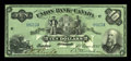 Canadian Currency: , Quebec City, PQ- The Union Bank of Canada $10 June 1, 1893 Ch. #730-12-04. ...