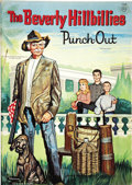 Movie/TV Memorabilia:Memorabilia, Buddy Ebsen's Beverly Hillbillies Punch-Out Book. The giantsuccess of TV's The Beverly Hillbillies naturall... (Total:1 Item)