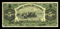 Canadian Currency: , Winnipeg, MB- The Union Bank of Canada $5 July 1, 1912 Ch. #730-16-04. ...