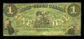 Canadian Currency: , Toronto, UC- The Bank of Upper Canada $1 Jan. 1, 1861 Ch. #770-22-06-02a. ...