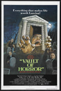 "Movie Posters:Horror, The Vault of Horror (Cinerama Releasing, 1973). One Sheet (27"" X 41""). Horror. Starring Dawn Addams, Tom Baker, Denholm Elli..."
