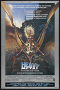 """Movie Posters:Animated, Heavy Metal (Columbia, 1981). One Sheet (27"""" X 41"""") Style A.Animated Fantasy. Starring the voices of John Candy, Caroline S..."""