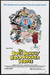 """The Bugs Bunny/Road Runner Movie (Warner Brothers, 1979). One Sheet (27"""" X 41""""). Animated Comedy. Starring the..."""
