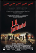 "Movie Posters:Crime, L.A. Confidential (Warner Brothers, 1997). One Sheet (27"" X 41""). Crime. Starring Kevin Spacey, Russell Crowe, Guy Pearce, J..."