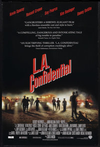 """L.A. Confidential (Warner Brothers, 1997). One Sheet (27"""" X 41""""). Crime. Starring Kevin Spacey, Russell Crowe..."""