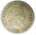 Early Dimes: , 1798/97 10C 16 S REV