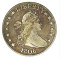 Early Half Dollars: , 1806 50C