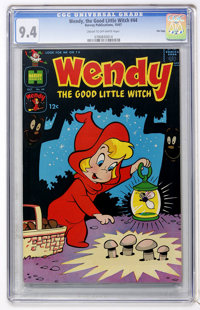 Wendy, the Good Little Witch #44 File Copy (Harvey, 1967) CGC NM 9.4 Cream to off-white pages