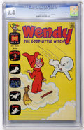 Bronze Age (1970-1979):Humor, Wendy, the Good Little Witch #70 File Copy (Harvey, 1971) CGC NM 9.4 Cream to off-white pages....