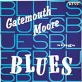 Music Memorabilia:Recordings, Gatemouth Moore Sings the Blues Mono LP (King 684, 1960). For an LP issued only 48 years ago, this one's valued ... (Total: 1 Item)