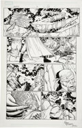 Original Comic Art:Panel Pages, John Romita Jr. and Mark Morales - Sentry #3, page 10 Original Art (Marvel, 2006)....