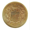 Binder Lots--Three Cent Pieces: , 1863 2C J-312, BN