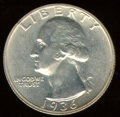 Washington Quarters: , 1936 25C