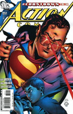 Issue cover for Issue #852