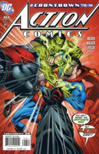 Issue cover for Issue #853
